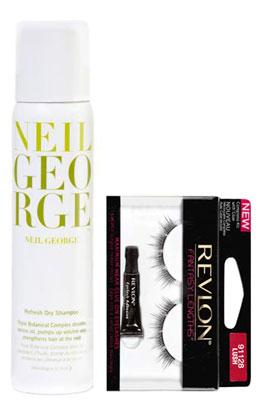 Neil-George-Dry-Shampoo-Revlon-Lashes-in-Lush