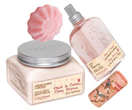 L'Occitane-Cherry-Blossom-Collection