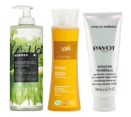 Korres-La-Falaise-Body-Wash-Payot-Revitalizing-Shower-Gel