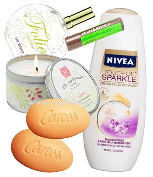 Spring-Products-Lise-Waiter-Nivea-Caress-Hillhouse-Naturals-Fruits-&-Passion