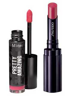 Bare-Escentuals-Pretty-Amazing-Lip-Color-and-Shiseido-Shimmering-Rouge