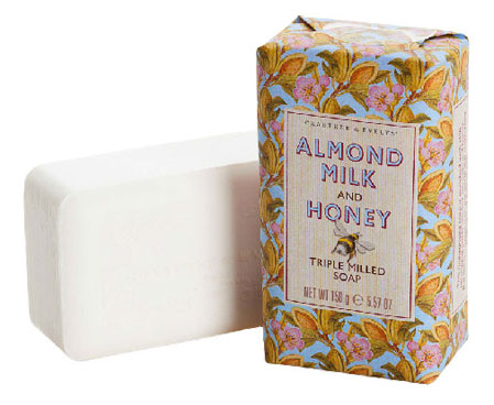 Crabtree-&-Evelyn-Almond-Milk-and-Honey-Soap