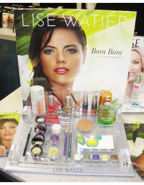 IMATS-2011-Lise-Watier-Bora-Bora-Collection