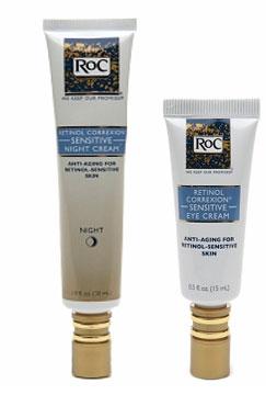 RoC-Retinol-Correxion-Sensitive-Eye-Cream-and-Night-Cream