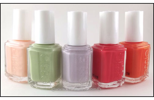 Essie-Spring-2012-Navigate-Her-Collection