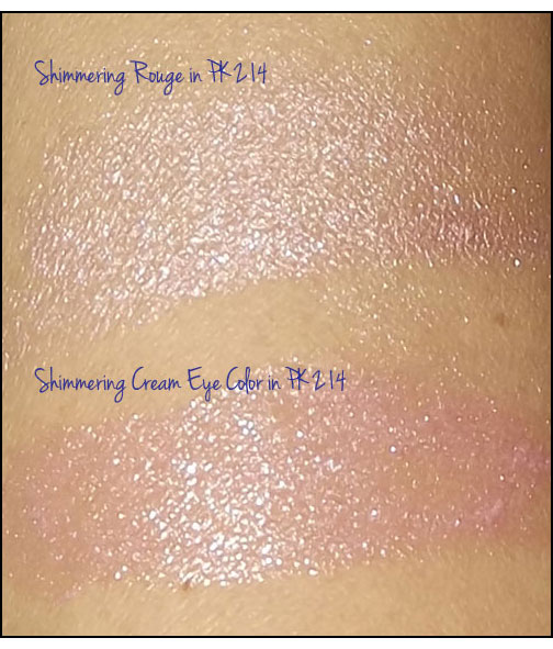 Shiseido-Shimmering-Cream-Eye-Colorin-PK-214-and-Shimmering-Rouge-in-PK-214-swatches