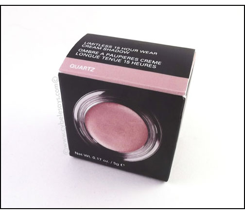 Smashbox-Limitless-15-Hour-Wear-Cream-Shadow-in-Quartz-in-box