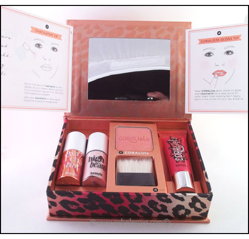 Benefit-go-TropiCORAL-kit-insides-and-instructions