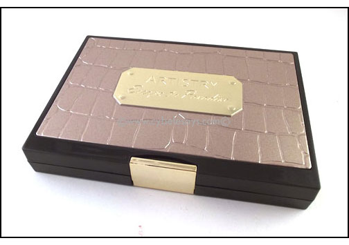 AMWAY-Artistry-Escape-to-Paradise-Cheek-and-Eye-Palette-in-Crystal-Glacier-Cool-Palette-case