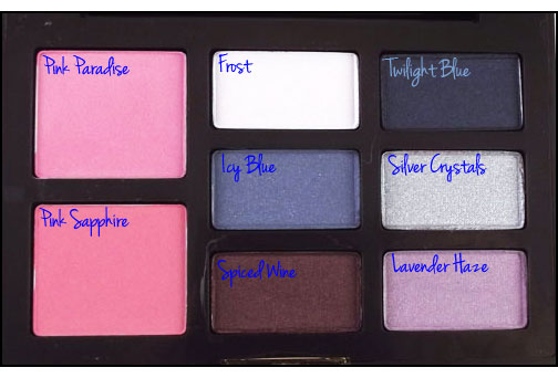 AMWAY-Artistry-Escape-to-Paradise-Cheek-and-Eye-Palette-in-Crystal-Glacier-Cool-Palette-palette-colors-&-names