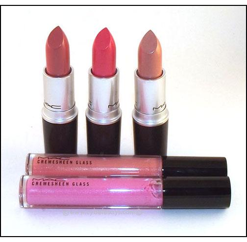 MAC-Cremesheen-+-Pearl-Cremesheen-Glass-and-Cremesheen-Lipstick-Collection