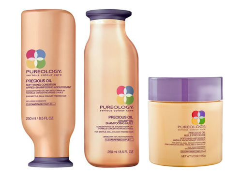 Pureology-Precious-Oil-Hair-Collection