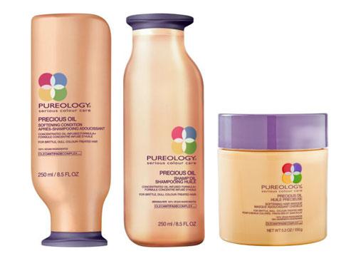 Pureology-Precious-Oil-Hair-Collection