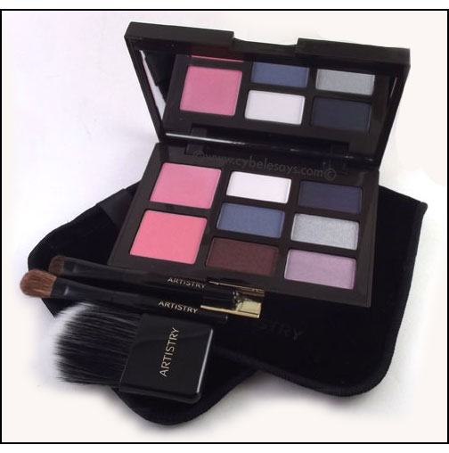 AMWAY-Artistry-Escape-to-Paradise-Cheek-and-Eye-Palette-in-Crystal-Glacier-Cool-Palette-main