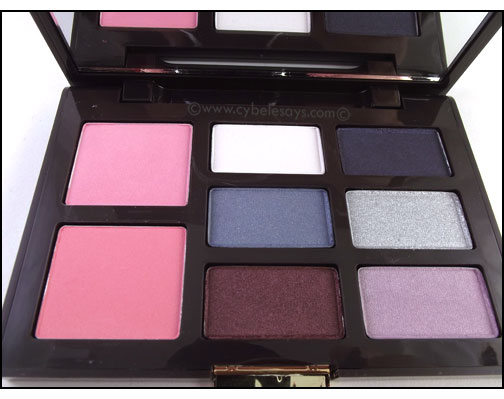 AMWAY-Artistry-Escape-to-Paradise-Cheek-and-Eye-Palette-in-Crystal-Glacier-Cool-Palette-up-close