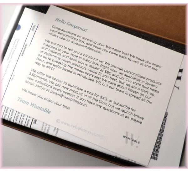 Wantable-box-insert