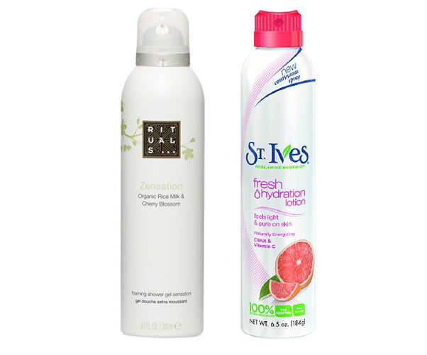 Rituals-Zenzation-Organic-Rice-Milk-&-Cherry-Blossom-and-St.-Ives-Fresh-Hydration-Lotion