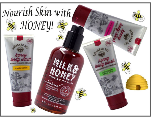 Nourish-Skin-with-Honey