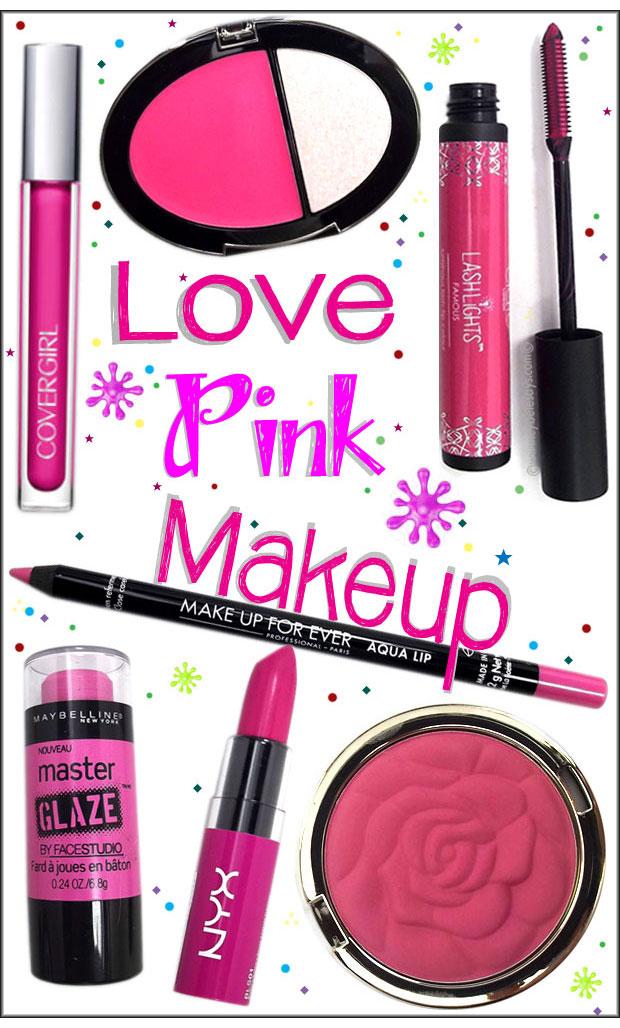 Summer-Pink-Makeup-Picks