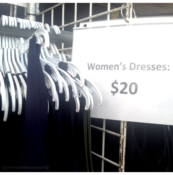 Steady-Clothing-sample-sale-dress-rack