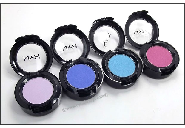NYX-Cosmetics-Hot-Single-Eye-Shadows-in-Electrochoc-Pink-Lady-Lolita-Electric-up-close-2