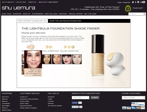 Shu-Uemura-Lightbulb-Foundation-Shade-Finder-on-their-site