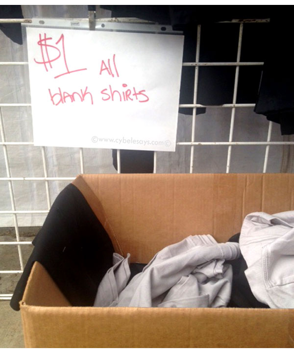 Steady-Clothing-sample-sale-box