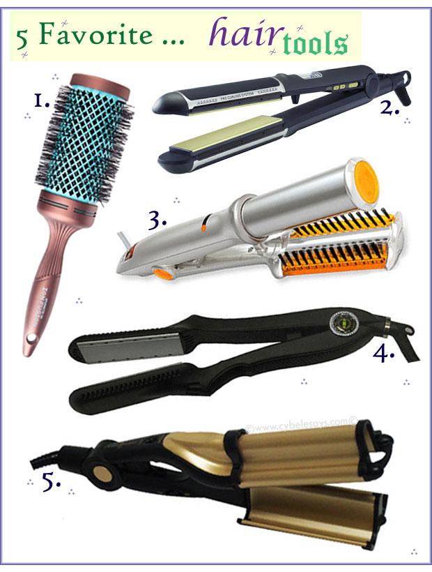 5-Favorite-Hair-Tools
