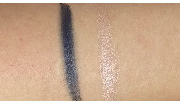 Jane Iredale Mystikol swatches