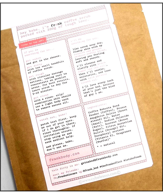 Frank-Body-coffee-scrub-ingredients