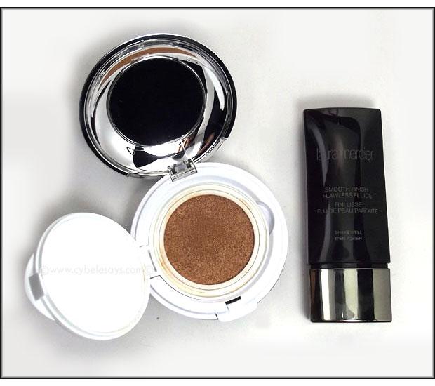 IT-Cosmetics-CC+-Fluid-Veil-Foundation-and-Laura-Mercier-Smooth-Finish-Flawless-Fluide-2