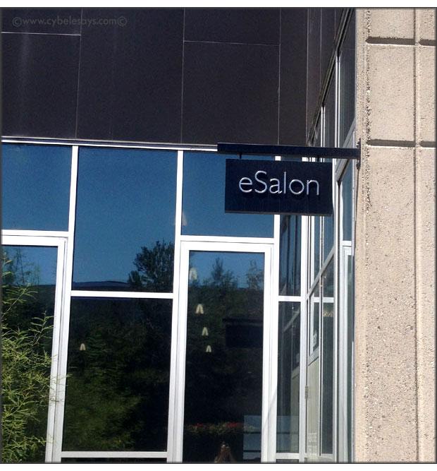 ESalon-sign