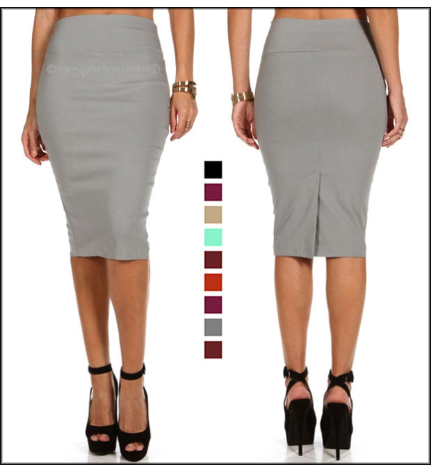 Windsor-High-Waisted-Pencil-Skirt-and-colors