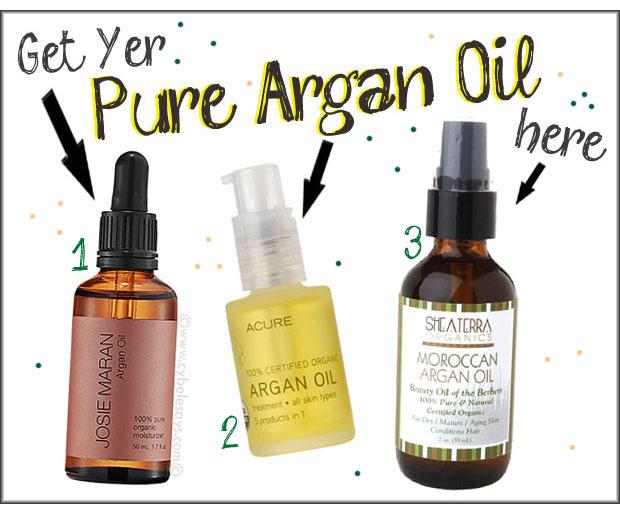 100%-Argan-Oil