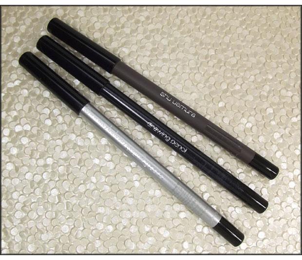 Shu-Uemura-Drawing-Pencils