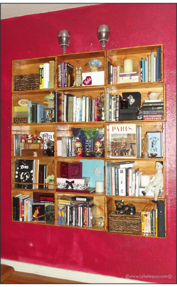Finished-bookcase-filled-up-first-time
