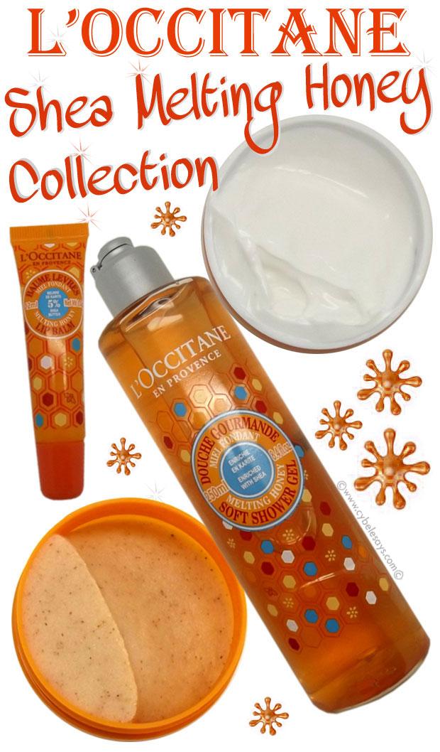 L'Occitane-Shea-Honey-Collection