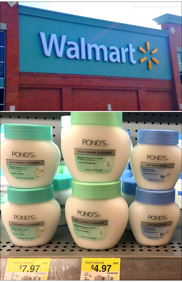 Pond's-at-Walmart-and-on-shelf