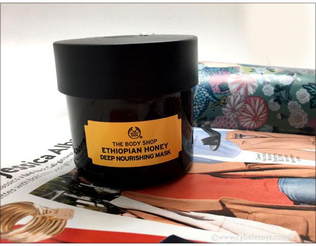 The-Body-Shop-Ethiopian-Honey-Deep-Nourishing-Mask