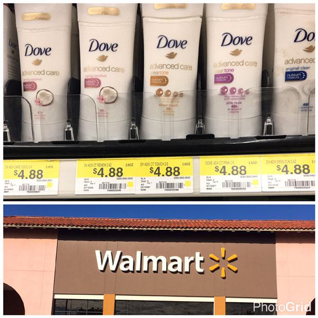 Dove-Advanced-Care-Deodorant-on-Walmart-shelf-2