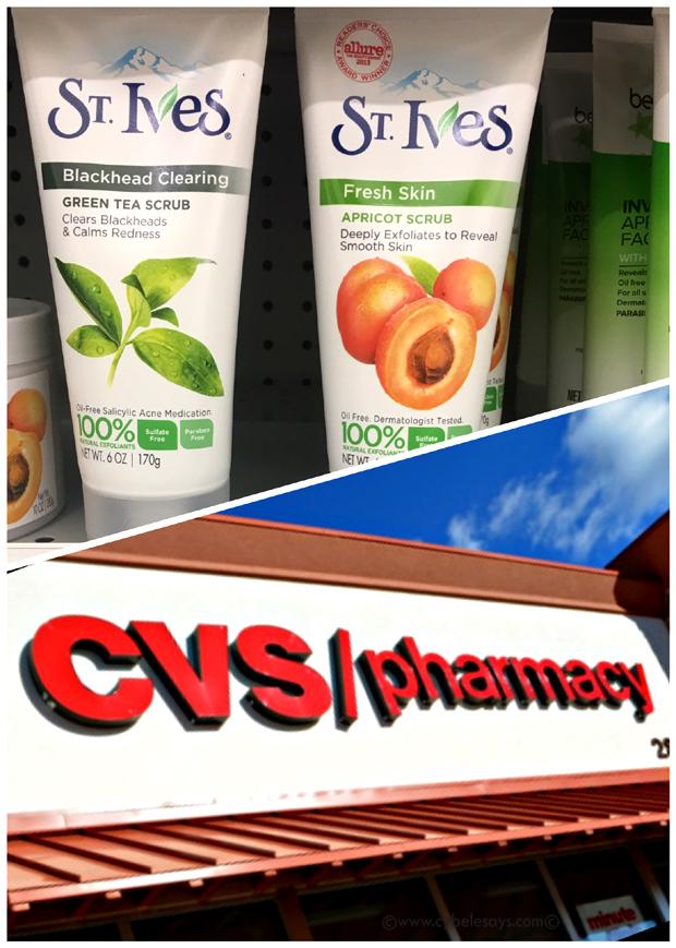 St-Ives-Fresh-Skin-Apricot-Scrub-on-CVS-shelf