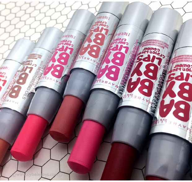 Maybelline introduces their first oil balm for intense moisture with a pop of bright, juicy color. Available in 8 shades, check out this full review.