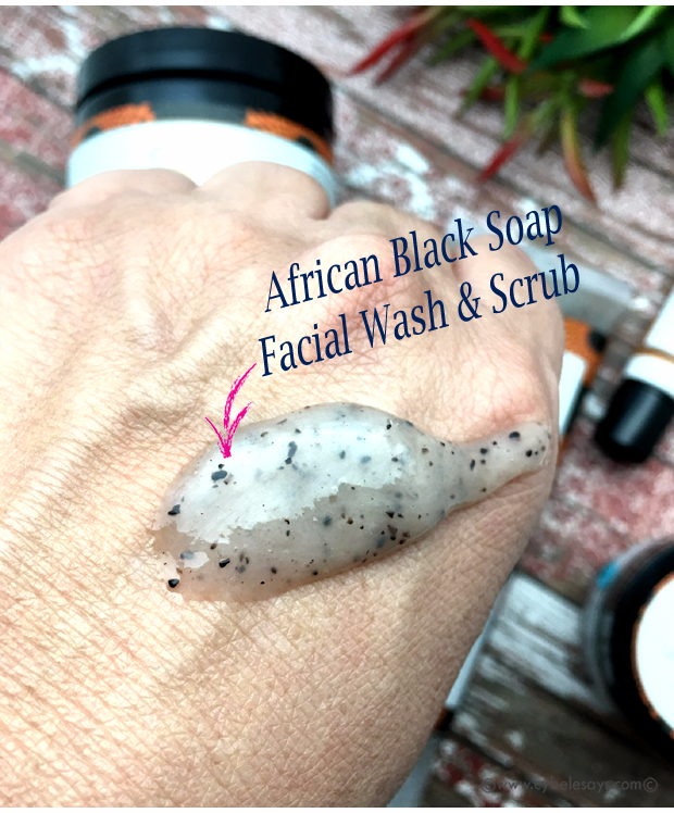 A full review of the Nubian Heritage African Black Soap line of product that are specifically targeting acne-prone skin.