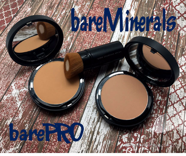 A full review of the Bare Minerals barePRO Performance Wear Powder Foundation.