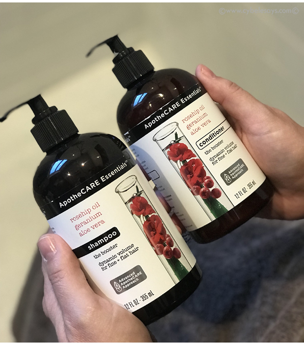 ApotheCARE-Essentials-Shampoo-and-Conditioner-in-hand