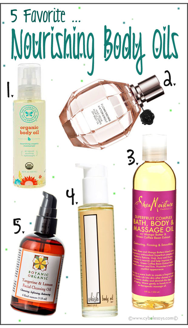 5-Favorite-...-Nourishing-Body-Oils