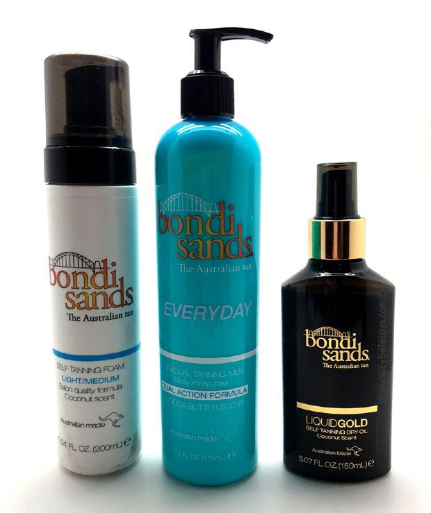 Bondi-Sands-Self-Tanning-Foam-Everyday-Tanning-Milk-and-Self-Tanning-Dry-Oil