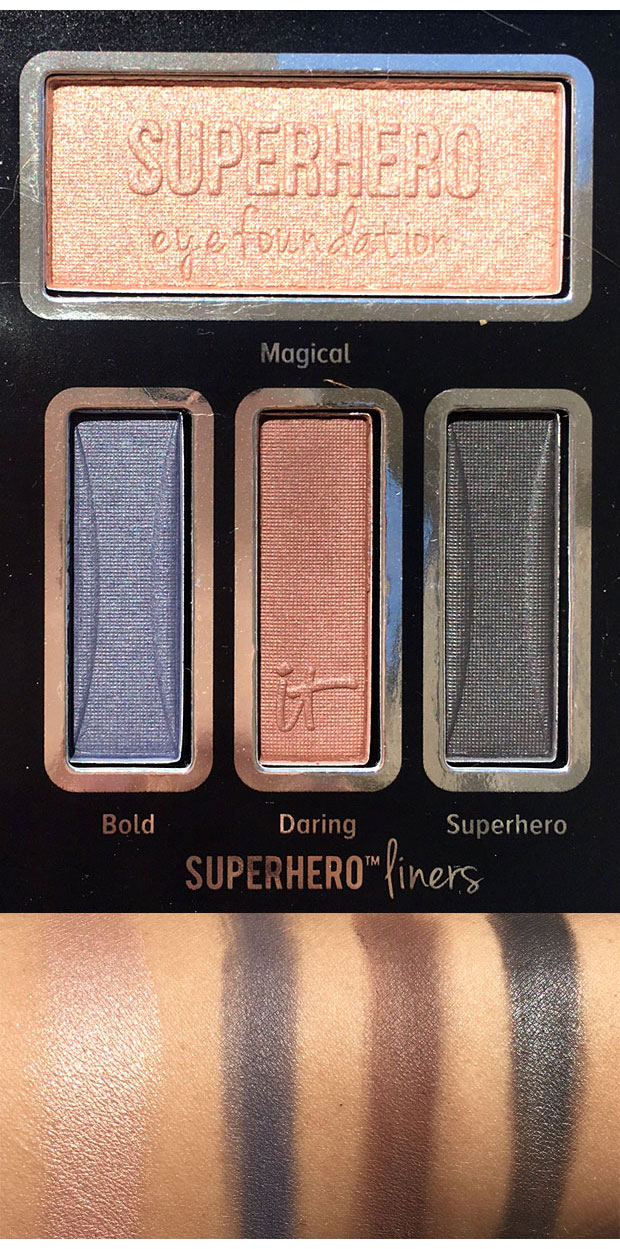 IT-Cosmetics-Superhero-Eye-Transforming-Anti-Aging-Super-Palette-liners-and-swatches-up-close
