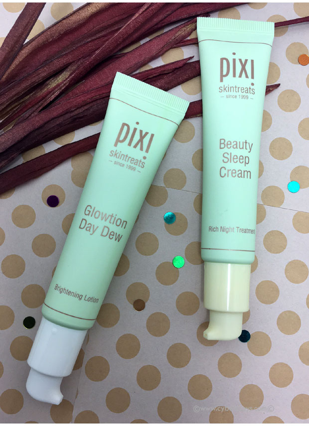 Pixi-Skintreats-Glotion-Day-Dew-and-Beauty-Sleep-Cream