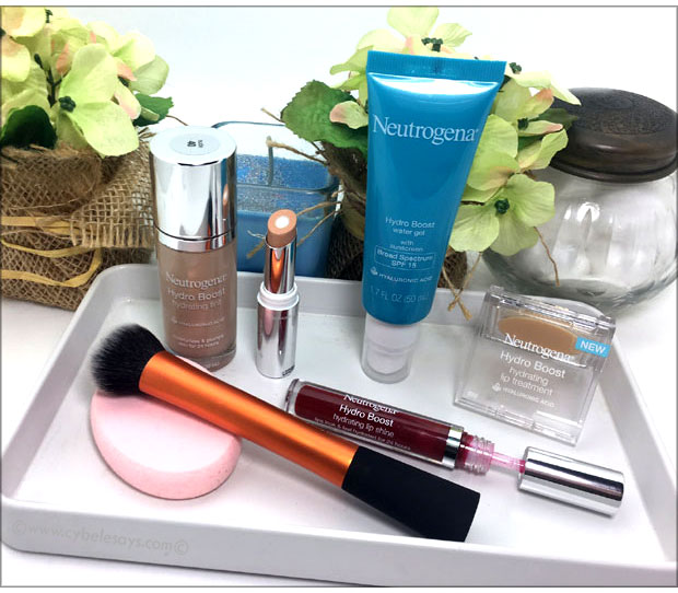Neutrogena-Hydro-Boost-collection